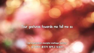SHINee- 누난 너무 예뻐 (Replay) lyrics [Eng. | Rom. | Han.]