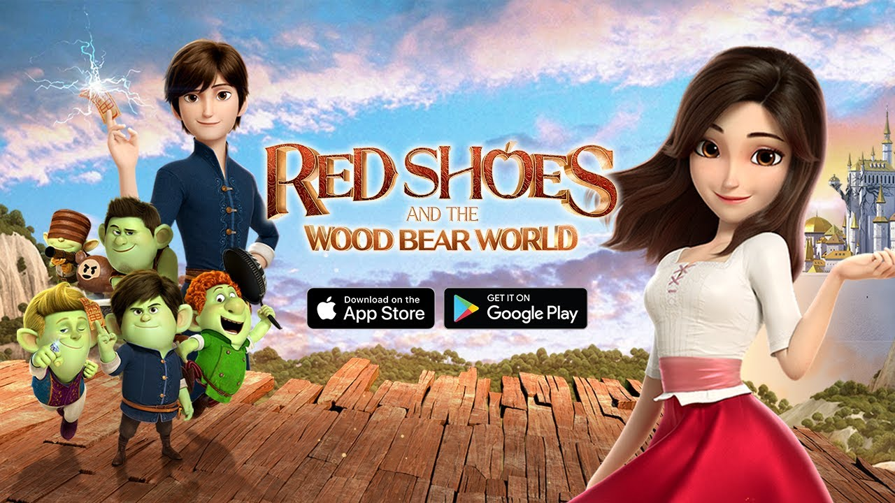 Redshoes: Wood Bear World Officially Launched!
