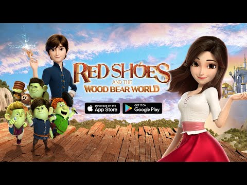 Red Shoes: Wood Bear World