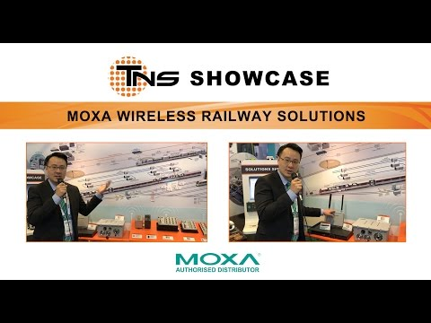 Moxa Wireless Railway Solutions