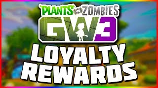 Plants vs Zombies: Battle For Neighborville Loyalty Rewards?!