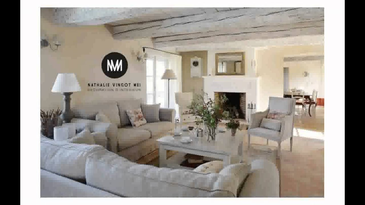Style de d coration int rieur youtube for Decoration maison style campagne chic