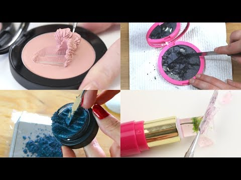 DESTROYING MAKEUP COMPILATION #1 | The Makeup Breakup from Beauty News