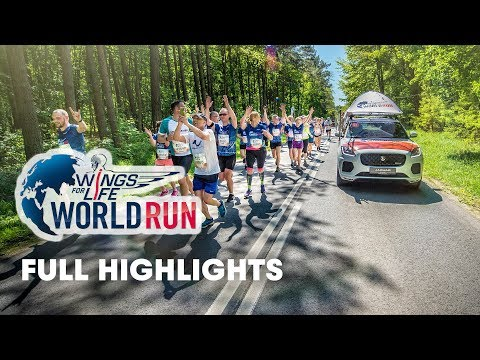Wings For Life World Run 2018 Full Highl...