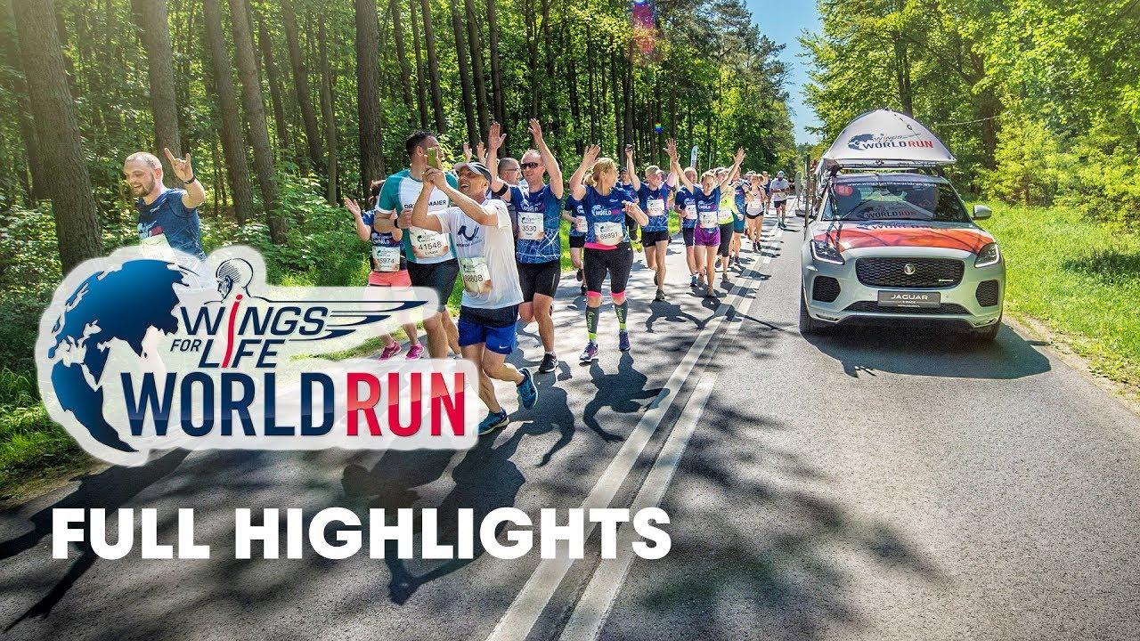 Wings For Life World Run 2018 Full Highlights