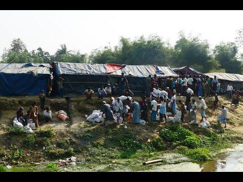 الأمم المتحدة تطلب مليار دولار لمساعدة الروهينغيا في بنغلادش- ستديو الآن  - نشر قبل 36 دقيقة