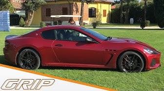 Sportwagen oder Cruiser? |Maserati GranTurismo MC | GRIP
