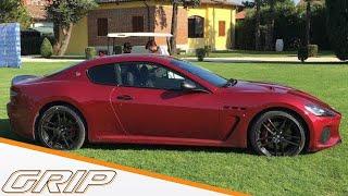 Der neue Maserati GranTurismo MC - GRIP - Folge 409 - RTL2