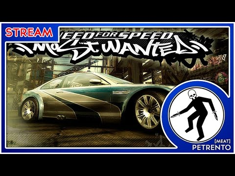 Need for Speed: Most Wanted 2005 ностальгии Стрим