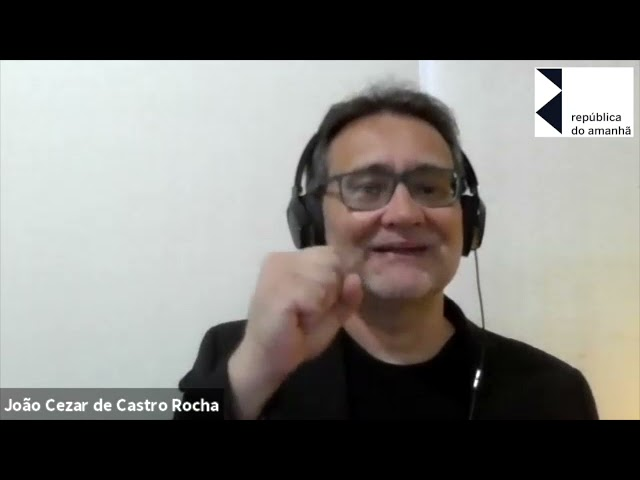 A guerra cultural do Bolsonarismo - João Cezar de Castro Rocha (parte 1/2)
