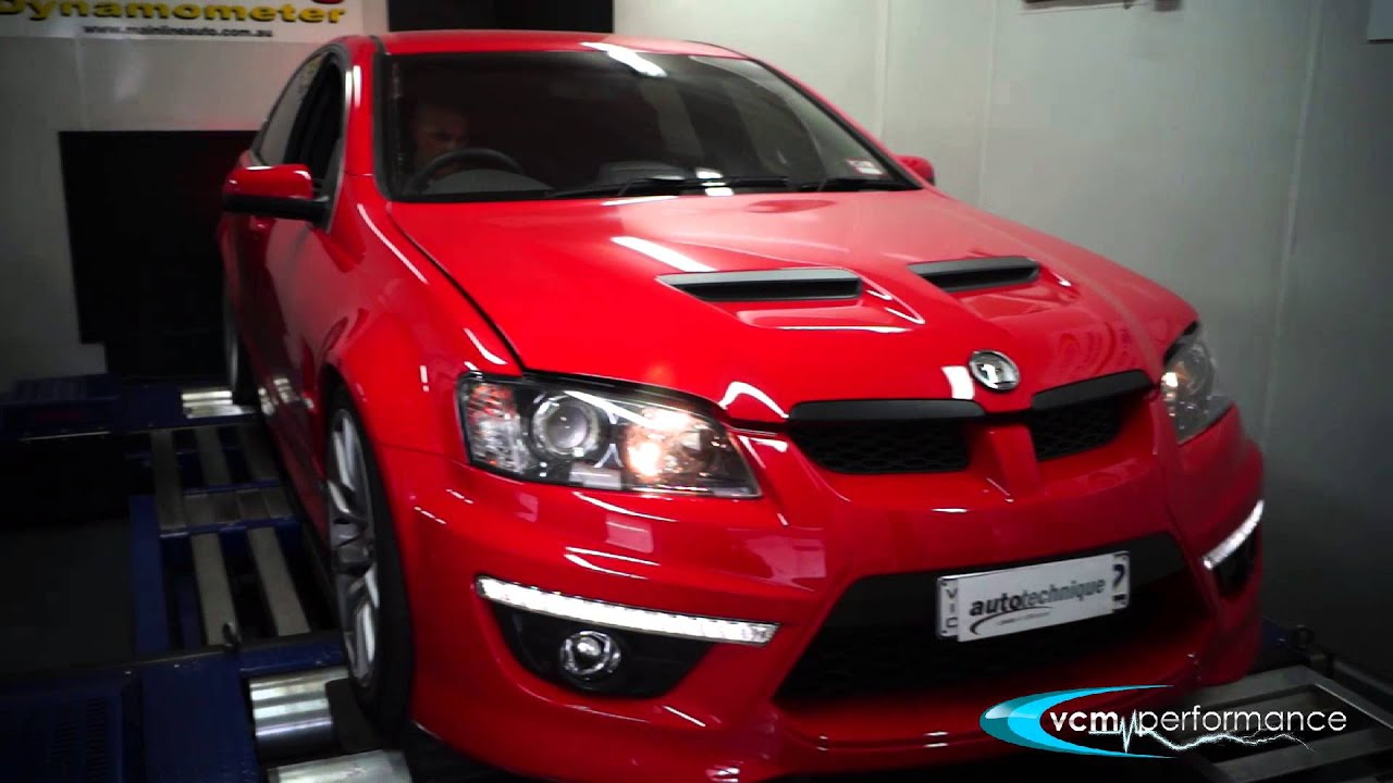 Download VCM11 Camshaft in an LS3 powered E3 Clubsport