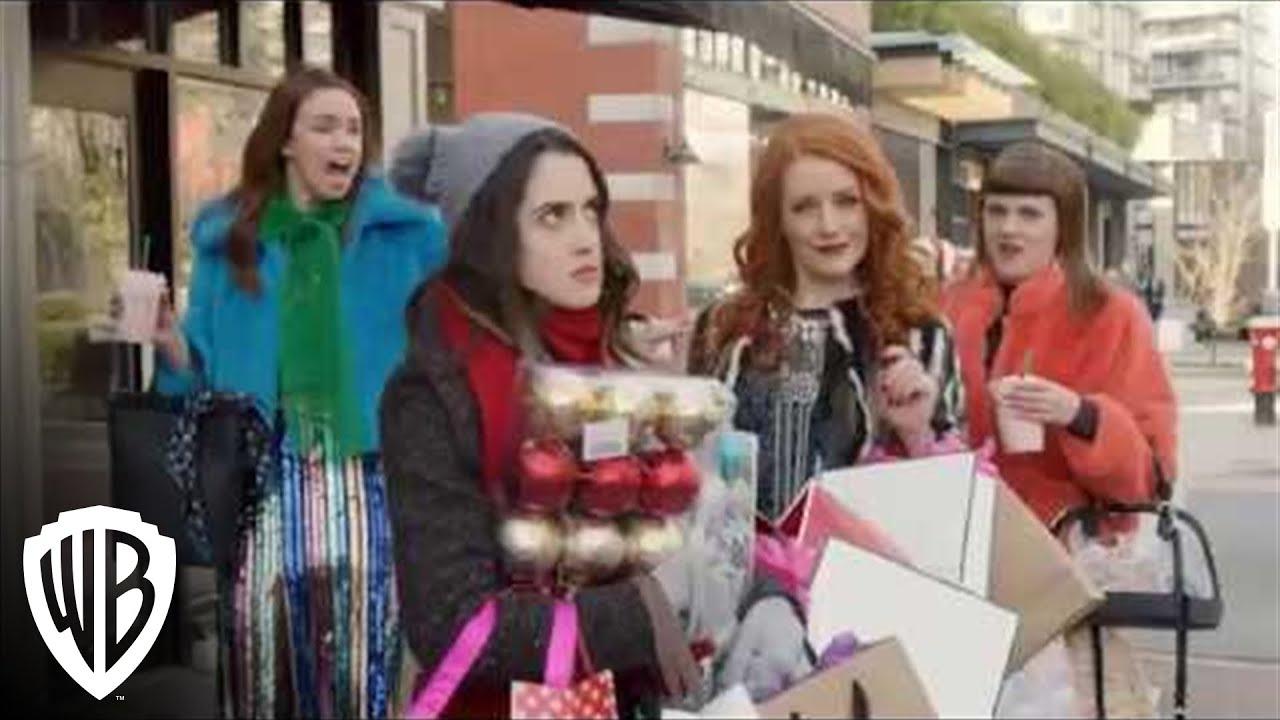 "Download A Cinderella Story: Christmas Wish | ""Joy of Kindness"" Clip | Warner Bros. Entertainment"