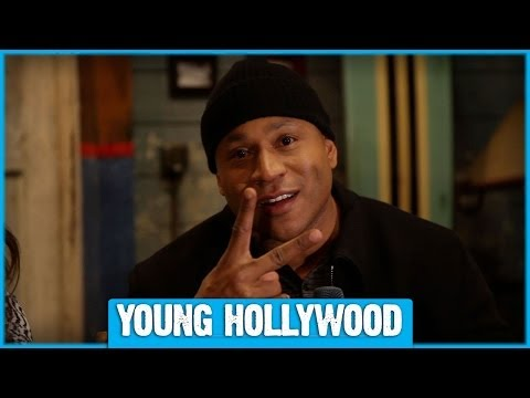 On Set With LL Cool J And Cast Of NCIS: LOS ANGELES