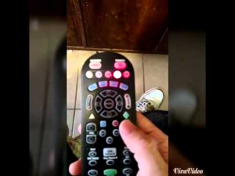 How to program your Spectrum/Bright house remote to your TV