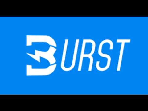 That's Why I Love BURSTCOIN Mining! BURSTCOIN Is The Future!
