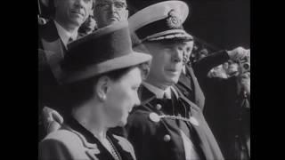 Svenska Flaggans Dag Nationaldagen 1946/National Day of Sweden 1946