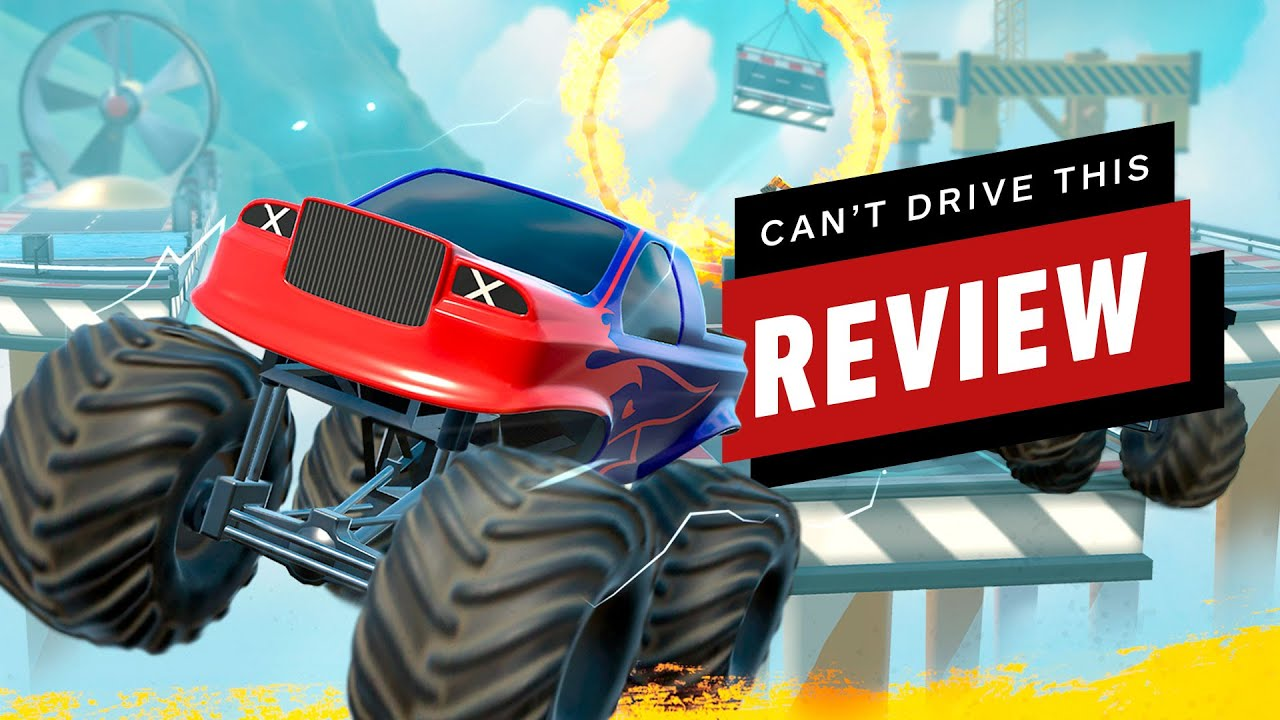 Can't Drive This Review (Video Game Video Review)