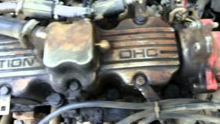 Opel astra f,  c18nz,  стук гидрокомпенсаторов 2