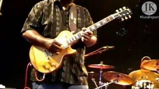 Michael Burks - Empty Promises Live at 18. Grolsch Bluesfestival in Schöppingen