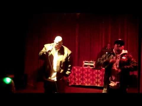 Glasses Malone W/ Xpensive Taste (Benny Frank & The President) Live at The Terrace in Pasadena 11/26