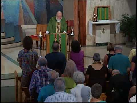 Mass For Shut Ins SSP 25th Sunday in Ordinary Time September 24, 2017