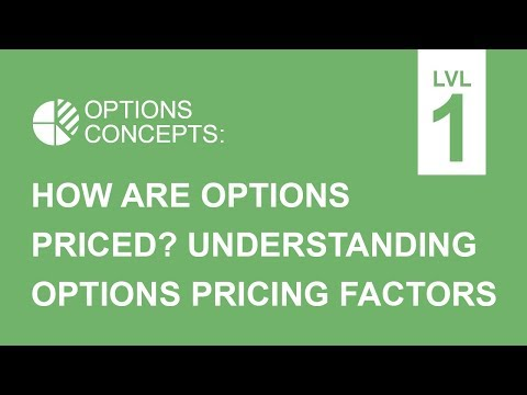 How are Options Priced? - Understanding Options Pricing Factors