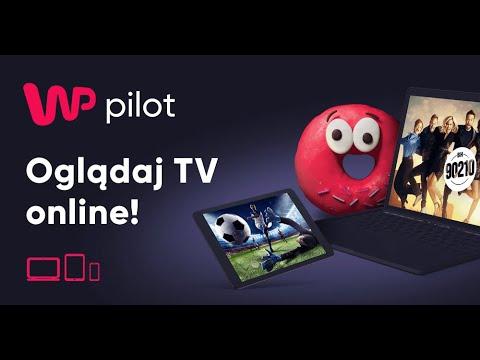 WP Pilot z aplikacją na LG Smart TV. Ponad 100 kanałow TV na żywo