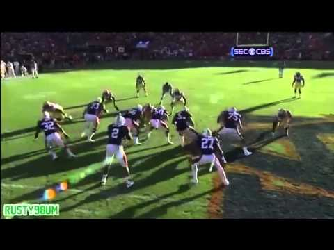 Defining Moments: Cam Newton 49-Yard TD Run vs. LSU