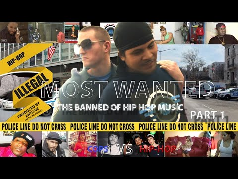 Most Wanted Part 1(Full Movie) - The Banned Of Hip Hop Music