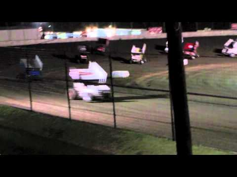 Cowtown Speedway Shootout Finale