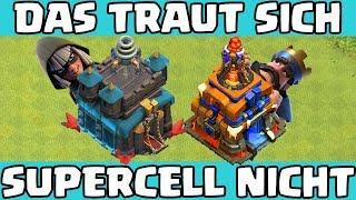Clash of Clans RATHAUS 13 UPDATE...das traut sich Supercell nicht!