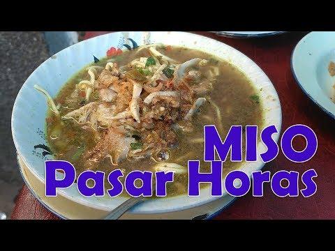 Bikin Giler !! Miso soup noodles - Indonesian street food