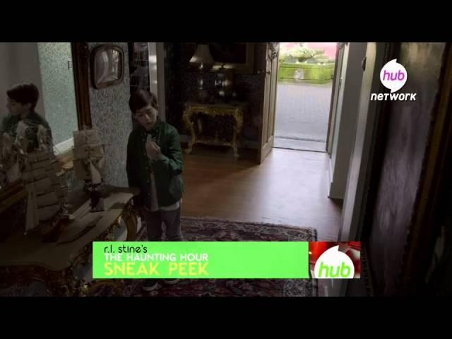 The Haunting Hour Season 4 (Promo) - Hub Network