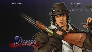 #862 Samurai Shodown Sen (X360) Bosses (2/2): Draco gameplay.
