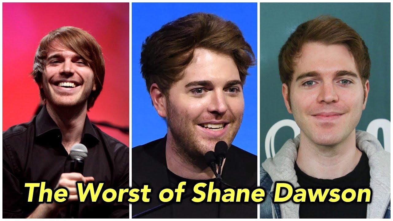 Just the Worst: Shane Dawson - Compilation