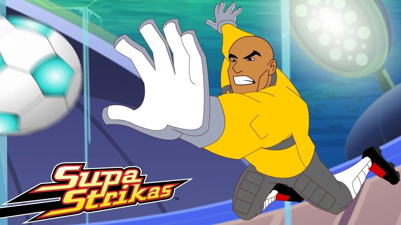Supa Strikas | Depth Charge - Tentacle Tim! | Sports & Soccer Cartoon for Kids