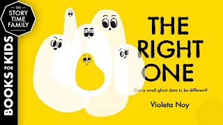 The Right One | An adorable story about being you