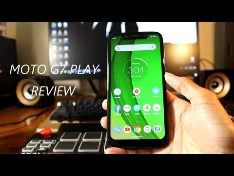 Moto G7 Play Review | Great Battery Life & Android 9