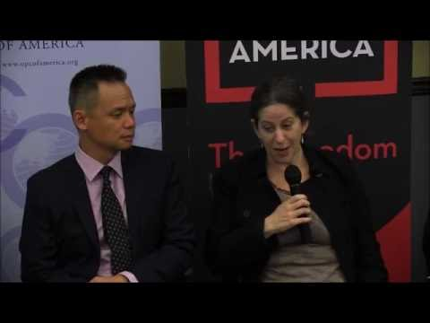 Panel: Chinese Government Pressure on Western Media Continues to Build (Barbara Demick)