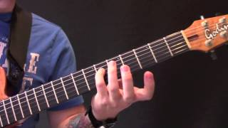 Burzum Spell Of Destruction Guitar Lesson