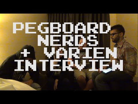 INTERVIEW: Pegboard Nerds + Varien