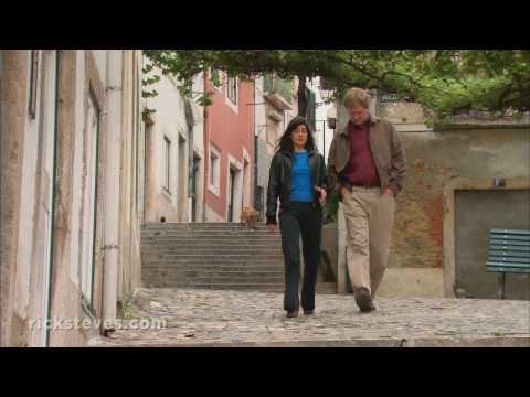Lisbon, Portugal: Backstreets of Alfama