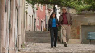 Lisbon, Portugal: Backstreets of Alfama