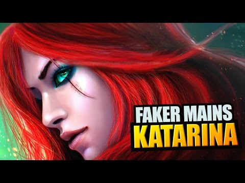 Faker, The Challenger Katarina Main