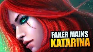 Faker, The Challenger Katarina Main