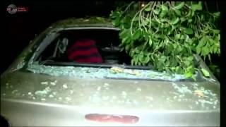מבט - הסלמה בדרום: עשרות רקטות נורו על יישובים בעוטף עזה | כאן 11 לשעבר רשות השידור