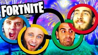 Download Fortnite Olympics With Ssundee Nicovald And Ambrew