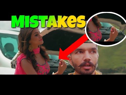 8 MISTAKES IN FRUIT SONG BY THE LANDERS | FILMY MISTAKES