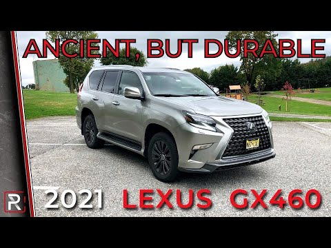 The 2021 Lexus GX460 is an Old Truck That Could Last Forever