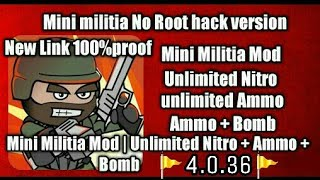 4.0.36 CTF Hack mod Unlimited Ammo And Nitro by||King Militia||